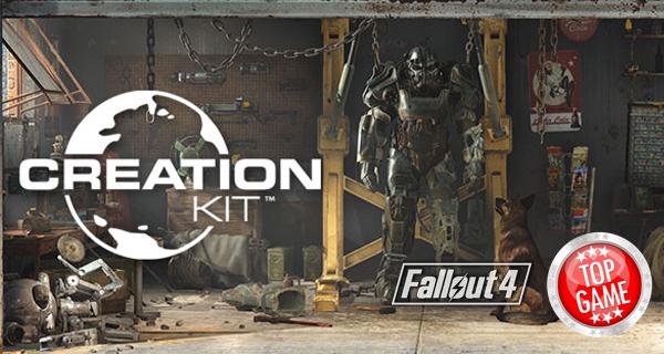 Kit de Création de Fallout 4 pour PC