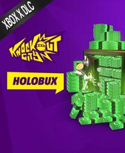 Knockout City Holobux