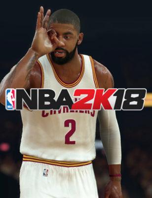La star de couverture de NBA 2K18 Kyrie Irving part chez les Celtics, 2K répond