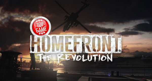 Bande-annonce Homefront The Revolution