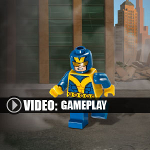 LEGO Marvel Super Heroes 2Gameplay Video
