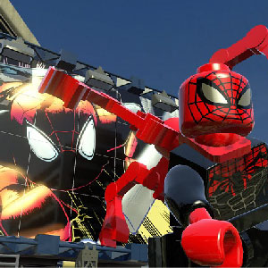 Mode de combat de super héros compétitif