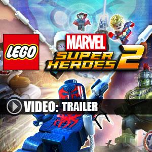 Acheter LEGO Marvel Super Heroes 2 Clé Cd Comparateur Prix