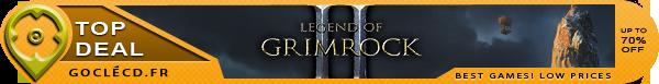Legend of Grimrock au meilleur prix