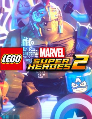 Contenu et personnages du Season Pass de Lego Marvel Super Heroes 2 révélés