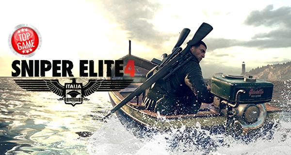 liste des 51 trophées de Sniper Elite 4
