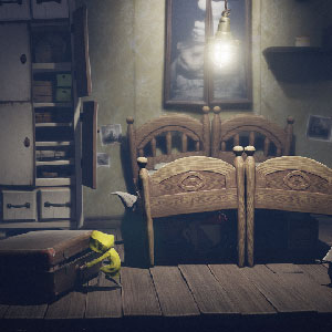 Little Nightmares Chefs Jumeaux