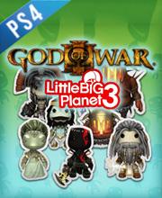 LittleBigPlanet 3 God of War 3 Costume Pack