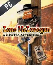 Lone McLonegan A Western Adventure