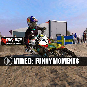 MXGP 3 Funny Moments