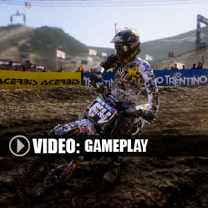 MXGP 3 Gameplay Video