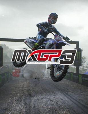 Le gameplay de MXGP 3 présente la nouvelle fonction de météo dynamique.