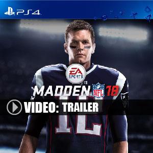 Acheter Madden NFL 18 PS4 Code Comparateur Prix