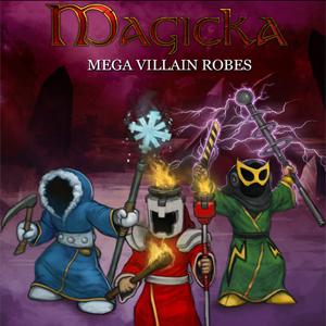Acheter Magicka Mega Villain Robes Clé CD Comparateur Prix