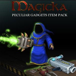 Acheter Magicka Peculiar Gadgets Clé CD Comparateur Prix