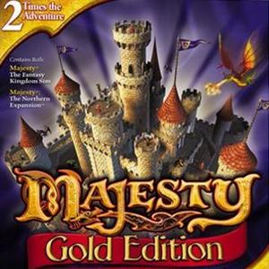 Acheter Majesty Gold Clé CD Comparateur Prix