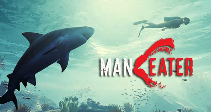Maneater Game Shark