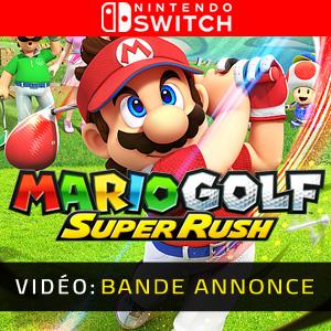 Mario Golf Super Rush Vidéo de la bande-annonce