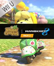 Mario Kart 8 Pack 2 Animal Crossing