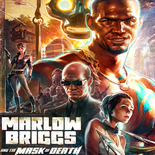 Acheter Marlow Briggs and the Mask Of Death Clé CD Comparateur Prix