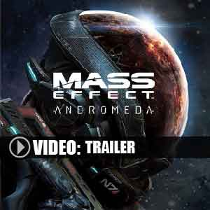 Acheter Mass Effect Andromeda Cle Cd Comparateur Prix