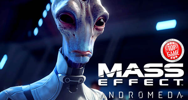 Mass Effect Andromeda : Jarun Tann