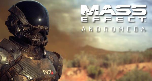 Mass Effect Andromeda Keynote