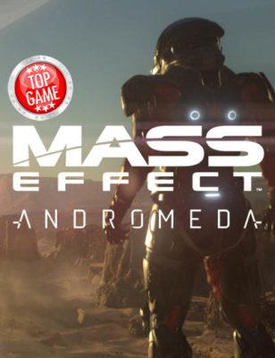 Mass Effect Andromeda n'est pas un monde ouvert a précisé le producteur du jeu