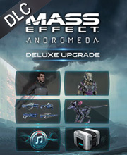 Mass Effect Andromeda Deluxe-Upgrade Edition