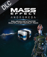 Mass Effect Andromeda Salarian Infiltrator Multiplayer Recruit Pack