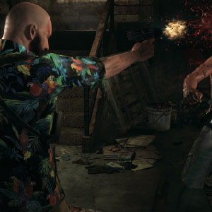 Max Payne 3 Arme