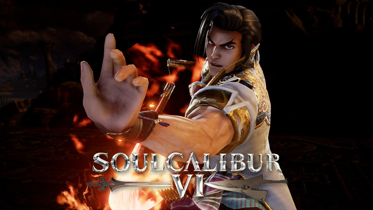 Soul Calibur 6 Maxi