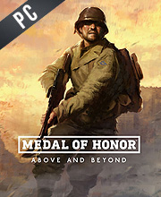 Medal of Honor Above and Beyond VR