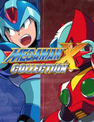 Mega Man X Legacy Collection 1 et 2 annoncés