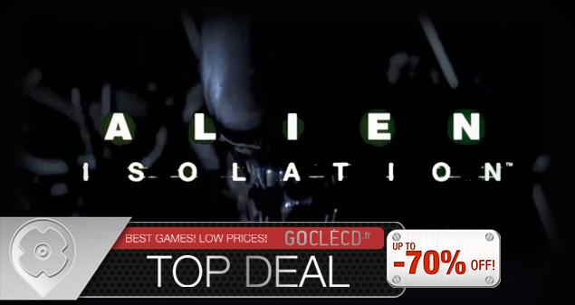 Meilleur prix Alien Isolation