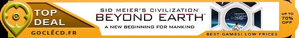 Meilleur prix Civilization Beyond Earth