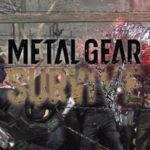 Metal Gear Survive sera uniquement en ligne et avec des micro-transactions