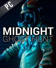 Midnight Ghost Hunt