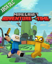 Minecraft Adventure Time Mash-up