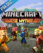 Minecraft Chinese Mythology Mash-Up