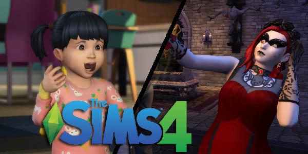 SIMS 4 Big Little Update