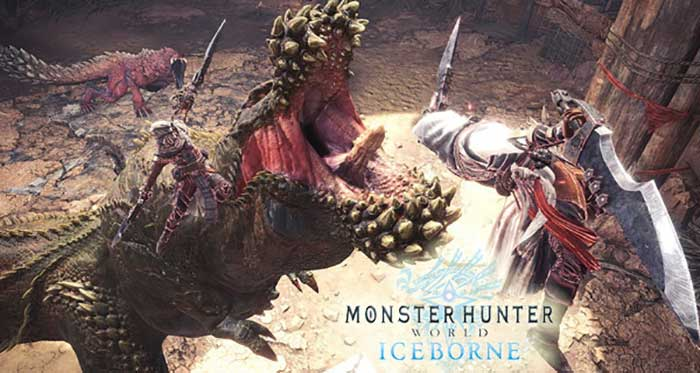 Monster Hunter World: Iceborne Crossover Quest