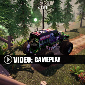 Monster Jam Crush It Gameplay Video