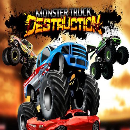 Acheter Monster Truck Destruction Clé CD Comparateur Prix