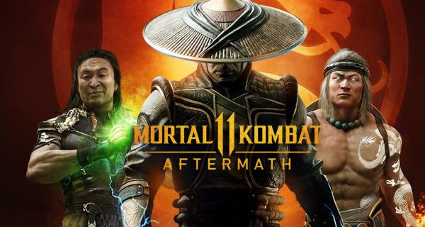Mortal Kombat 11 : Les conséquences