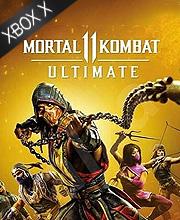 Mortal Kombat 11 Ultimate