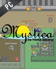 Mystica The Ninth Society