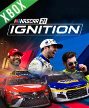 NASCAR 21 Ignition