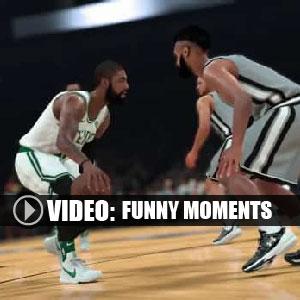 NBA 2K18 PS4 Funny Moments