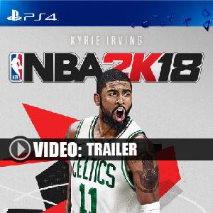 Telecharger NBA 2K18 PS4 code Comparateur Prix